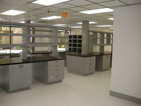 Classroom and lab space