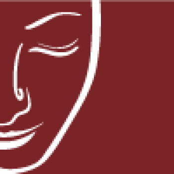 Health psychology logo of a person's face