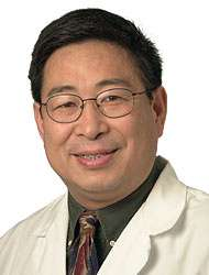 Portrait of Dr. Qiang Cao