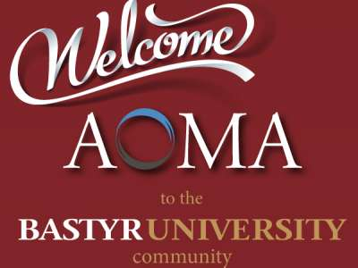 Welcome AOMA to Join Bastyr Community