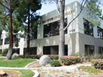 An exterior photo of the Bastyr University California campus.