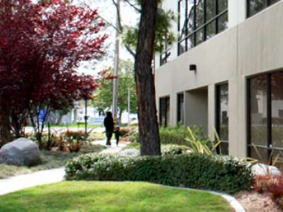 Exterior of Bastyr University California campus