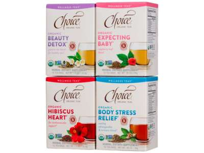 Bastyr University and Choice Organic Wellness Teas