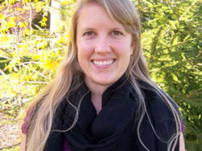 Portrait of incoming naturopathic medicine student Leigh Siergiewicz