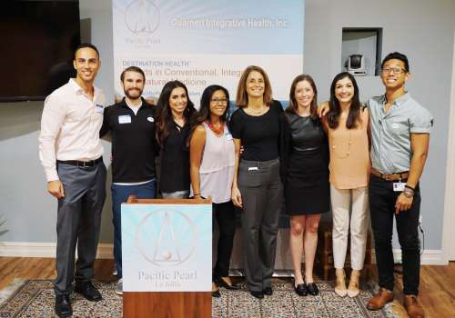 Academy of Integrative Health & Medicine (AIHM) students