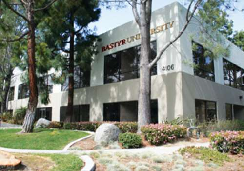 An external view of the Bastyr University California campus.