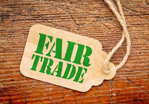 Fair trade. Decrease importation of goods from companies who don't practice fair trade.