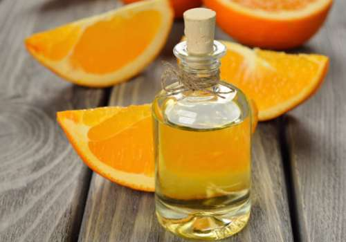 Orange essential oils