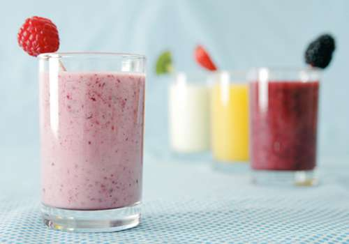 picture of a smoothie