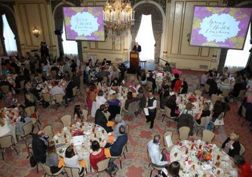 2015 Spring for Health Luncheon at the Fairmont Olympic Hotel
