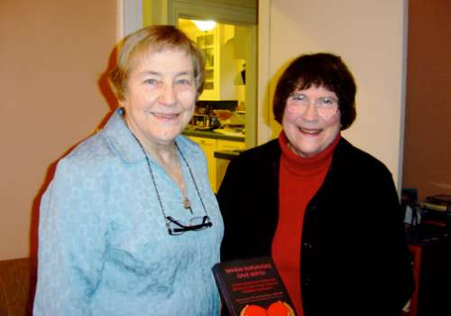 Penny Simkin and Phyllis Klaus