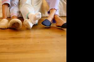 Picture of wood floors