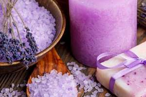 Aromatherapy lavender products