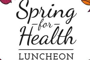 Spring for Health Luncheon May 12, 2015