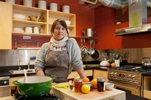 Bastyr alumna Tina Fogall, BS ('11), owns BigSpoon Jam.