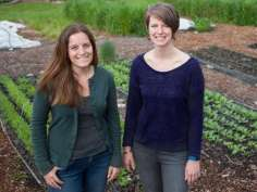 Photo of  Katherine Ratliff and Liz Sullivan