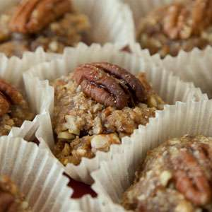 "mini ""pecan pies"" recipe"