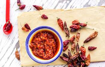Fermented Hot Chili-Garlic Sauce