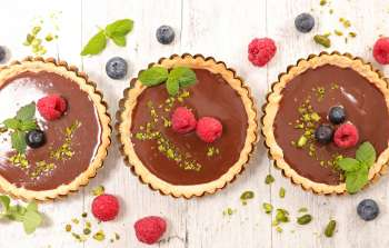 chocolate tart, chocolate dessert, chocolate, chocolate mousse, heart healthy dessert